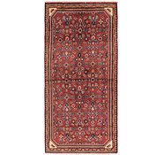 Link to 3' 10 x 8' 5 Hamedan Persian Runner Rug
