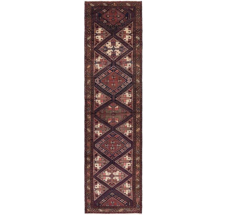 3' 7 x 13' 8 Saveh Persian Runner Rug