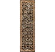 Link to 4' x 14' Tabriz Persian Runner Rug