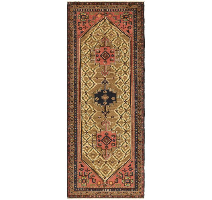 3' 8 x 10' 2 Koliaei Persian Runner ...