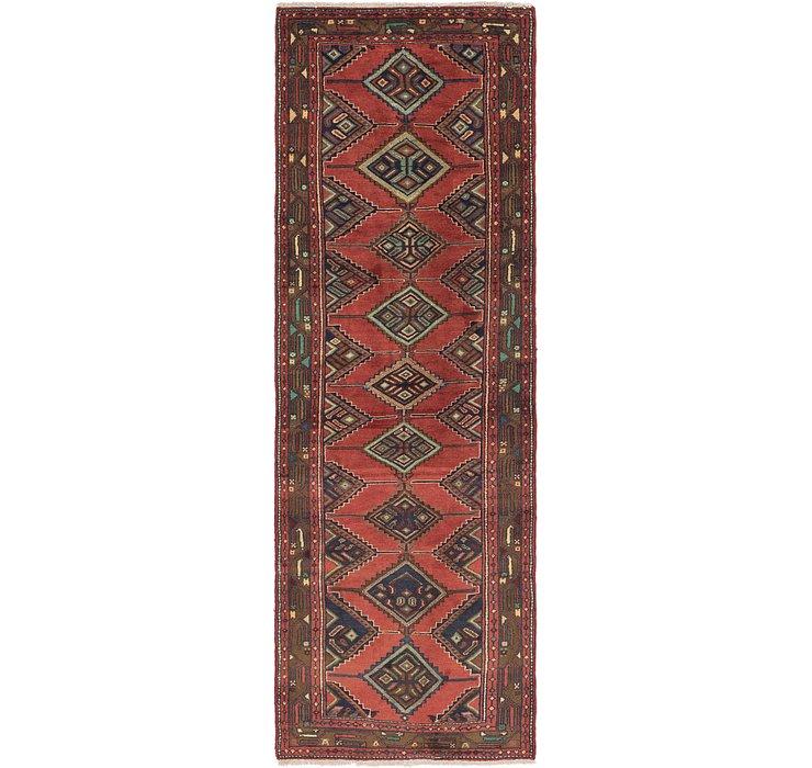 3' 4 x 10' 4 Chenar Persian Runner Rug