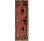 Link to 3' 2 x 10' 7 Mazlaghan Persian Runner Rug