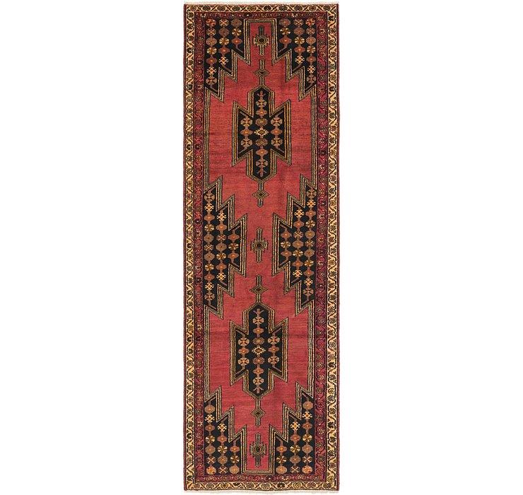 3' 2 x 10' 7 Mazlaghan Persian Runne...