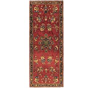 Link to 4' x 10' Tabriz Persian Runner Rug