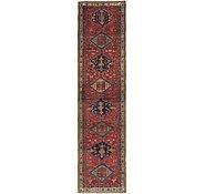 Link to 3' 9 x 15' 9 Gharajeh Persian Runner Rug