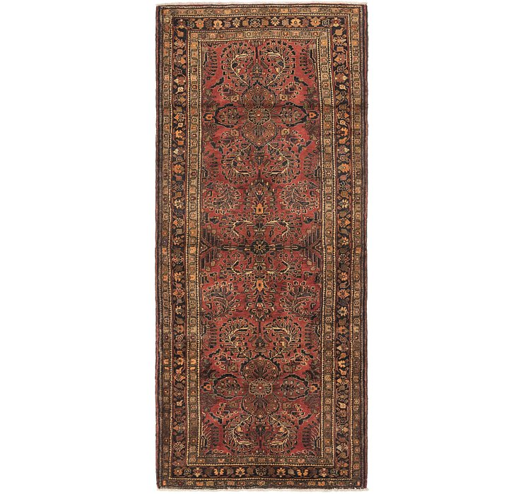 4' 3 x 10' 4 Mehraban Persian Runner...
