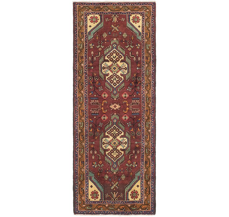 3' 3 x 8' 10 Darjazin Persian Runner...