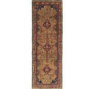 Link to 3' 6 x 10' Khamseh Persian Runner Rug