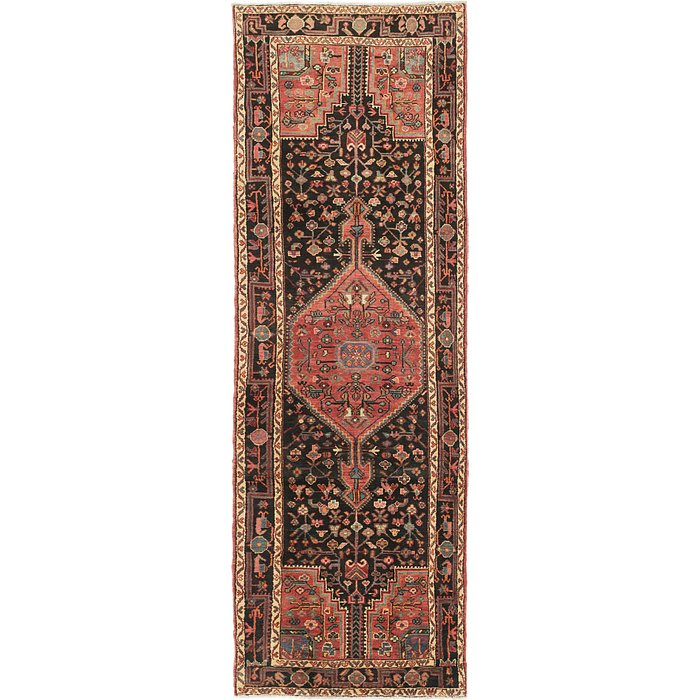 3' 9 x 11' 3 Tuiserkan Persian Runne...