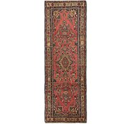 Link to 3' 9 x 11' Liliyan Persian Runner Rug