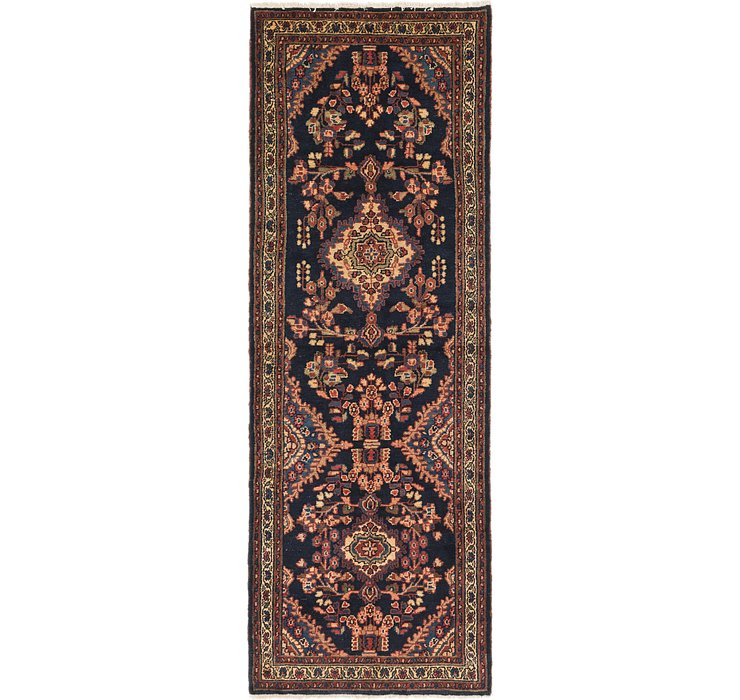 3' 8 x 10' 5 Mehraban Persian Runner...