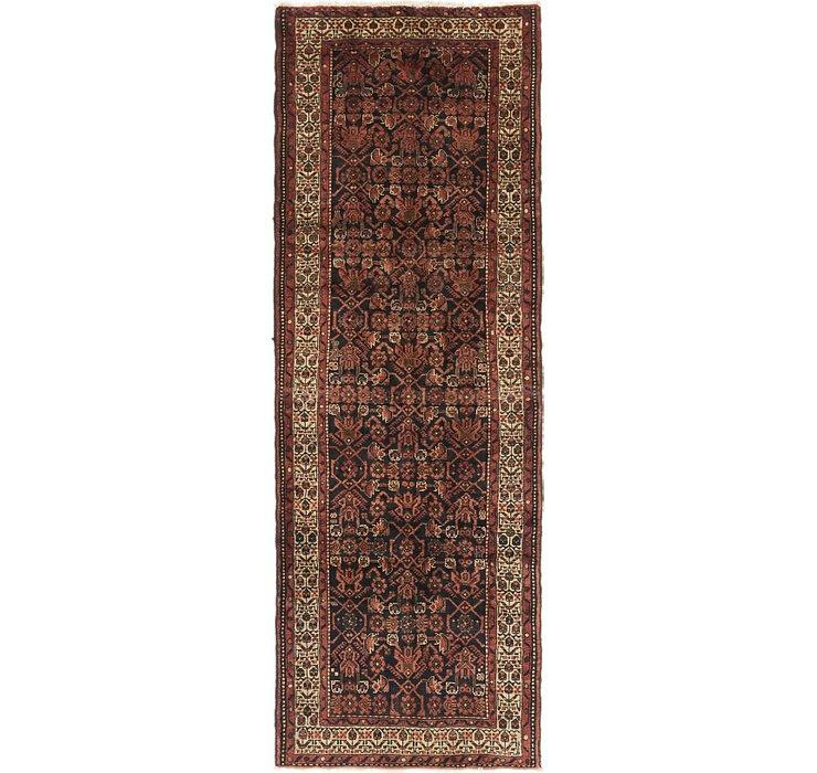 3' 5 x 9' 9 Shahsavand Persian Runn...