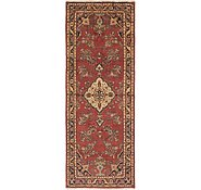 Link to 3' 5 x 9' Shahrbaft Persian Runner Rug