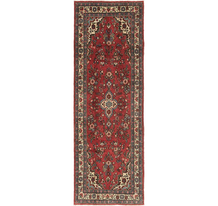 3' 8 x 10' 5 Liliyan Persian Runner ...