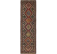 Link to 3' 3 x 10' 10 Chenar Persian Runner Rug