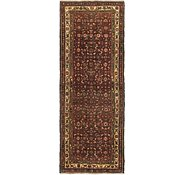 Link to 110cm x 285cm Hossainabad Persian Runner Rug