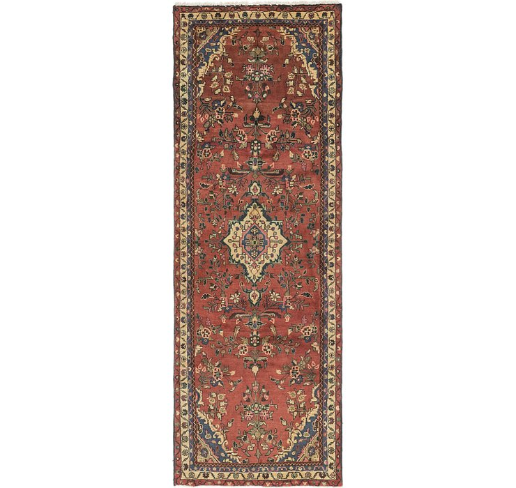 3' 3 x 9' 5 Liliyan Persian Runner ...