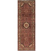 Link to 112cm x 305cm Hossainabad Persian Runner Rug