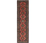 Link to 3' 3 x 11' 10 Chenar Persian Runner Rug