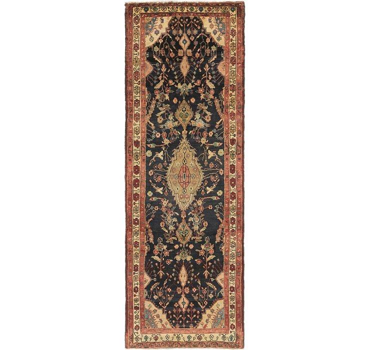 3' 6 x 10' 2 Jozan Persian Runner Rug