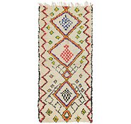 Link to 3' 2 x 6' 9 Moroccan Runner Rug