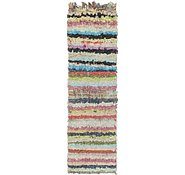 Link to 1' 10 x 6' 2 Moroccan Runner Rug