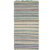 Link to 4' 4 x 8' 7 Moroccan Runner Rug