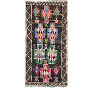 Link to 3' 10 x 7' 10 Moroccan Runner Rug
