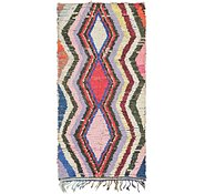 Link to 3' 4 x 6' 8 Moroccan Runner Rug