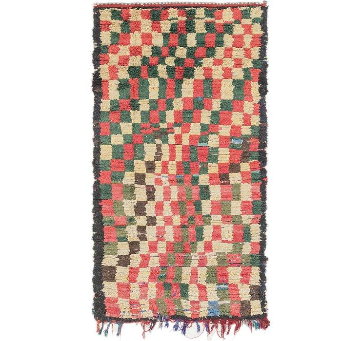 3' x 5' 8 Moroccan Rug