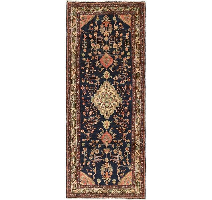 3' 10 x 9' 6 Jozan Persian Runner Rug