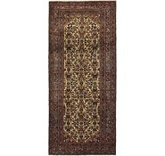 Link to 4' 5 x 10' Shahsavand Persian Runner Rug