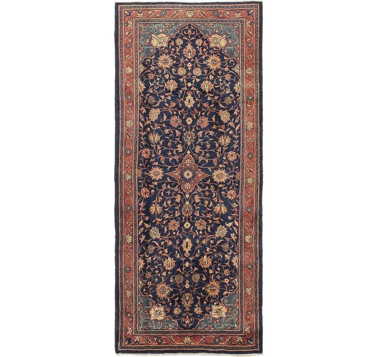 4' 4 x 10' 4 Mahal Persian Runner Rug