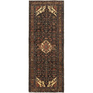 Link to 112cm x 287cm Hossainabad Persian Run... item page