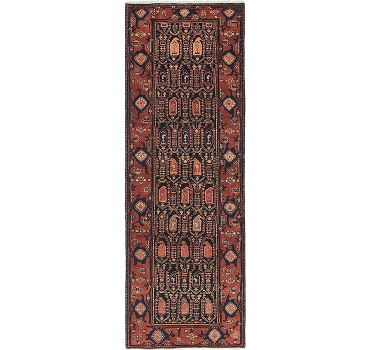 3' 5 x 9' 10 Malayer Persian Runner ...