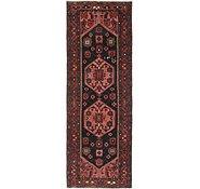 Link to 3' 7 x 9' 10 Hamedan Persian Runner Rug