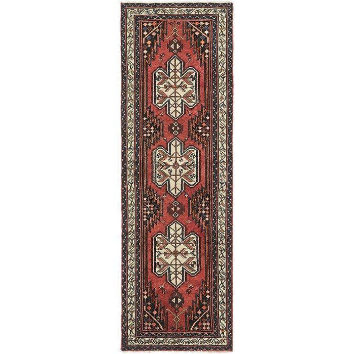 3' 3 x 10' Mazlaghan Persian Runne...