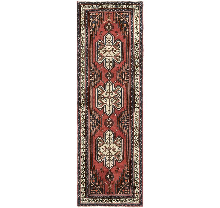 100cm x 305cm Mazlaghan Persian Runne...