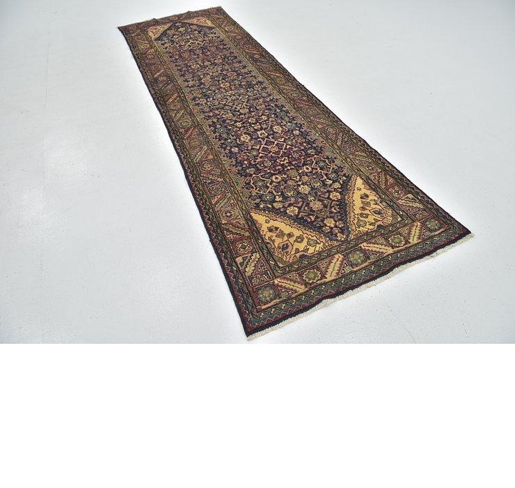 3' 5 x 10' 10 Shahsavand Persian Runn...