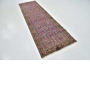 100cm x 385cm Shahsavand Persian Runn...