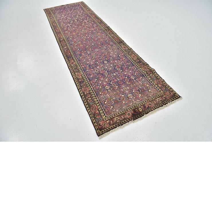 3' 3 x 12' 7 Shahsavand Persian Runn...