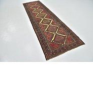 Link to 102cm x 360cm Chenar Persian Runner Rug