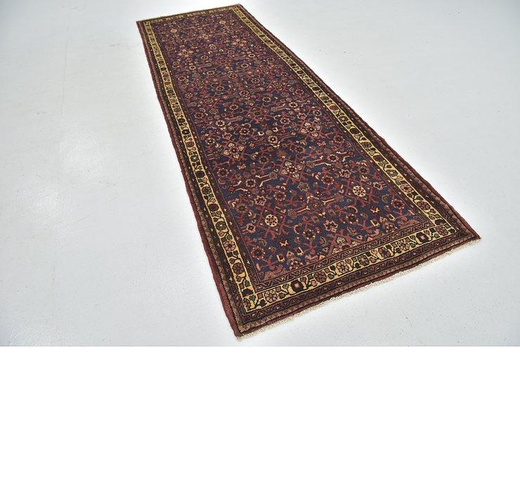 3' 8 x 10' 7 Shahsavand Persian Runn...