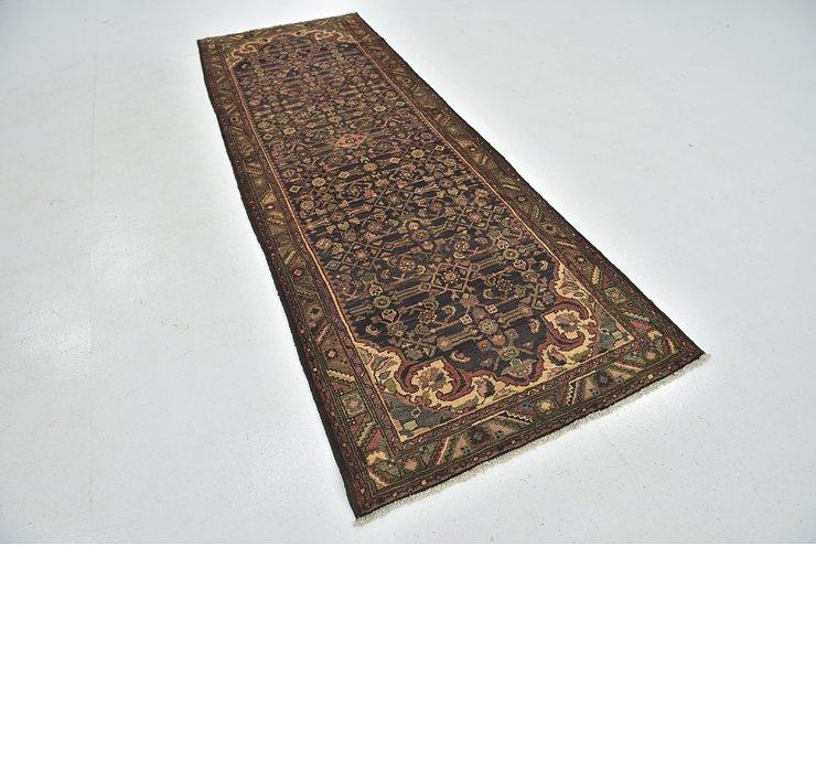 3' 5 x 10' 2 Shahsavand Persian Runn...