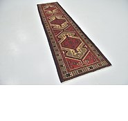 Link to 3' x 11' 3 Meshkin Persian Runner Rug