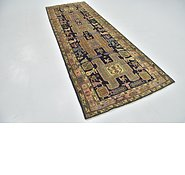 Link to 4' x 11' 7 Ardabil Persian Runner Rug