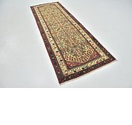 Link to 105cm x 287cm Shahsavand Persian Runner Rug