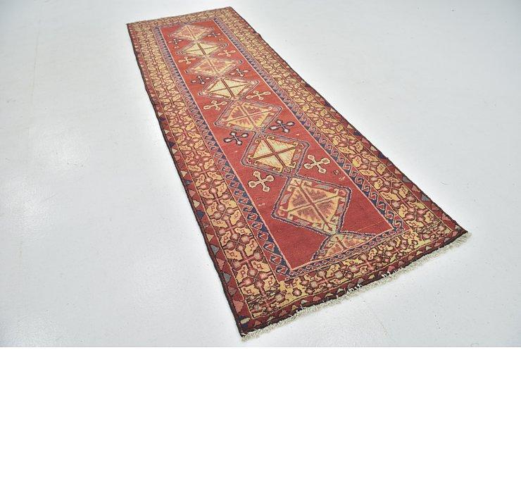 3' 5 x 10' 2 Sarab Persian Runner Rug