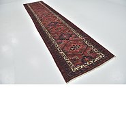 Link to 3' 8 x 16' 9 Hamedan Persian Runner Rug
