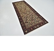 Link to 3' 7 x 9' 4 Roodbar Persian Runner Rug